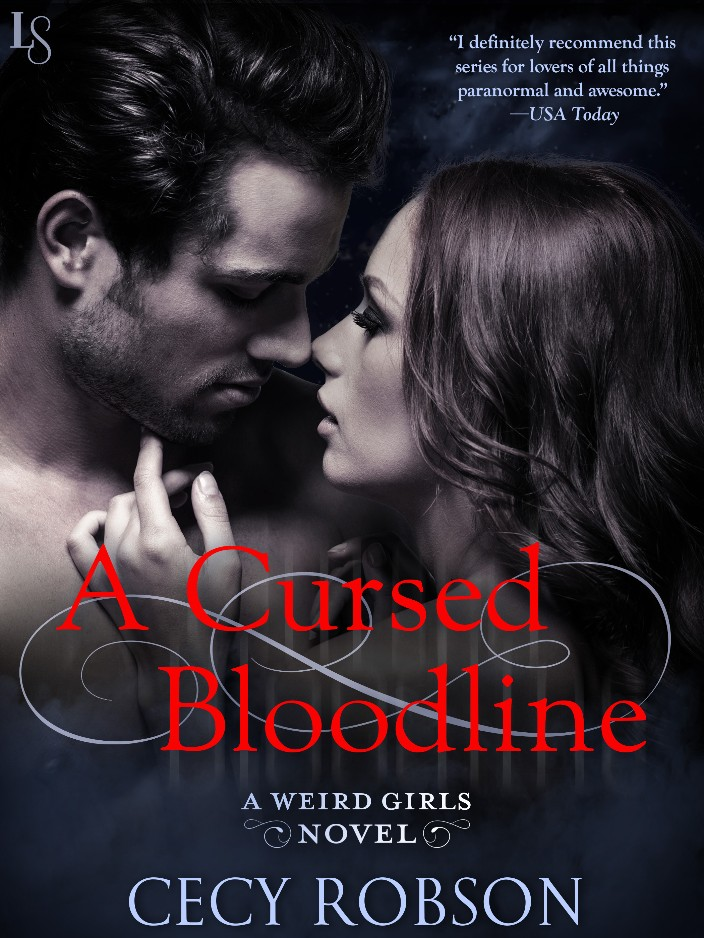A Cursed Bloodline (Weird Girls, #4)